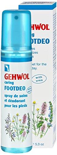 Gehwol - BI623808 - Spray Soins et Déodorant - 150 ml