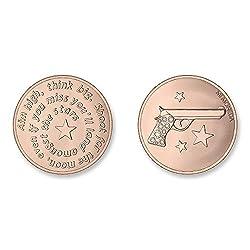 Moneda Mi Moneda Aim High...