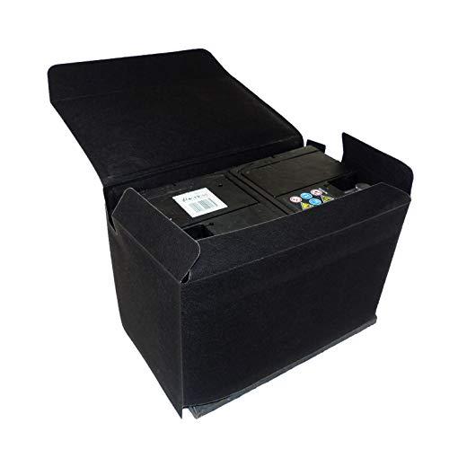 Batterieschutzhuelle Schutzhuelle Thermoschutz Marderschutz für Batterie 68-72AH Isolierung Tasche Frostschutz Huelle, universell passend