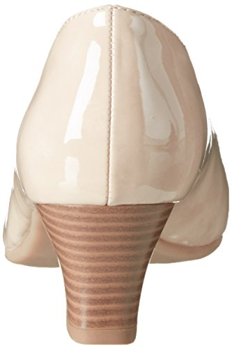 Softline 22463, Escarpins Femme Beige (Dune Patent 406)