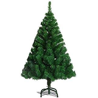 Árbol de Navidad cifrado de Lujo, árbol Desnudo, árbol de Navidad de decoración de Navidad, 1.2/1.5/1.8 Metros de Alto