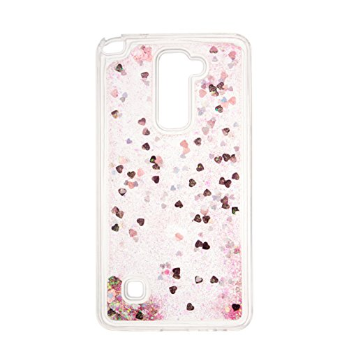 Inventive Glitter Case For Lg Stylus 2 Stylo 2 Bling Dynamic Liquid Quicksand Fitted Cover Stylus2 Stylo2 Lgk520 Ls775 Soft Phone Cases Phone Bags & Cases
