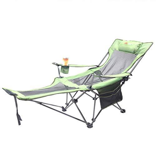Bel Air Mini (ch-AIR Sonnenliege mit Kopfpolster Strandliege klappbar gartenliegen wetterfest klappbar liegestuhl Garten,Ideal für Familienausflüge, Spielen im Freien,90 * 25 * 18cm)