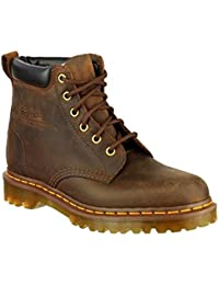 Dr. Martens r14525hombre Alfie zapatos, color beige, talla 41 EU