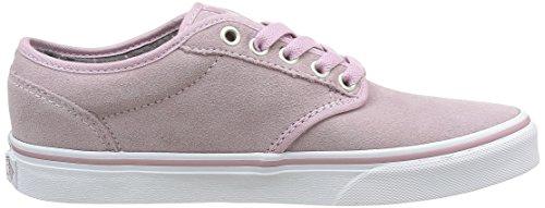 Vans Atwood, Sneakers Basses Femme Rose (Mte)