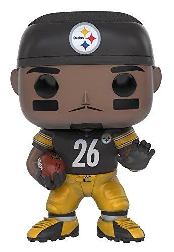 FunKo POP Vinilo NFL 3 LeVeon Bell Steelers