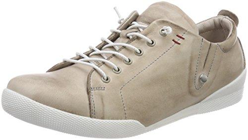 Andrea Conti Damen 0345724 Sneaker, Grau (Silbergrau), 39 EU