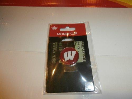 NCAA Wisconsin Badgers Kuppel Geld Clip
