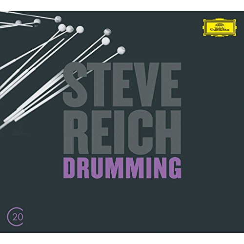 Drumming / Six Pianos / Music for Mallet Instruments, Voices and Organ