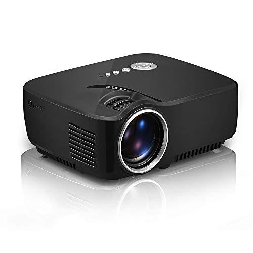 LED-Full-HD-Videoprojektor 4200 Lumen Unterstützt 1080P, 200