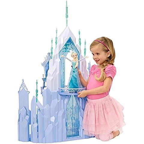 Disney Princess CMG65 - Frozen - Castello di (Disney Castello)