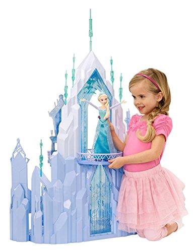 Frozen - Castillo de Elsa (Mattel)