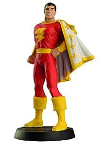 Eaglemoss- DC Superhero Collection Comics Estatua Shazam, Multicolor (1)