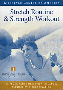 Lifestyle Center of America: Stretch Routine and Strength Workout (Stretch-center)