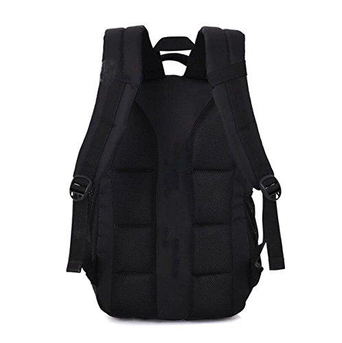 Polyester Anti - Tränen Computer Schulter Tasche Mode Freizeit Tasche Reisen Einfach Wild Black