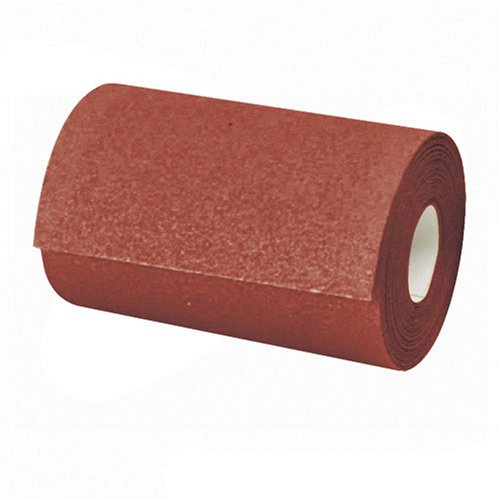 Silverline 708199 Aluminium Oxide Roll 120 Grit, 5 m