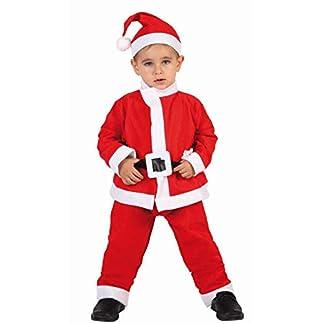Atosa  – B/Percha Disfraz papá Noel niños t-3