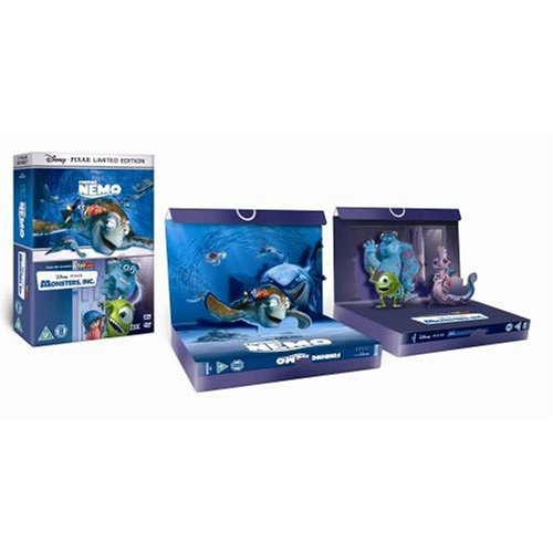 Image of Finding Nemo/Monsters, Inc. [DVD]