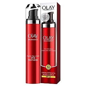OLAY Regenerist crema de día piel impecable antiedad con spf 30 caja 50 ml