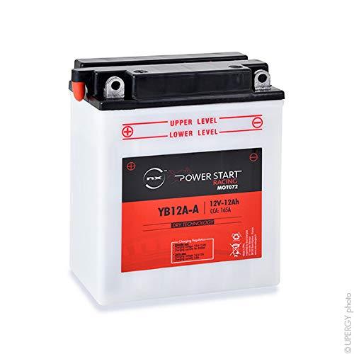 NX - Batteria moto YB12A-A / NB12A-A / 12N12A-4A-1 12V 12Ah