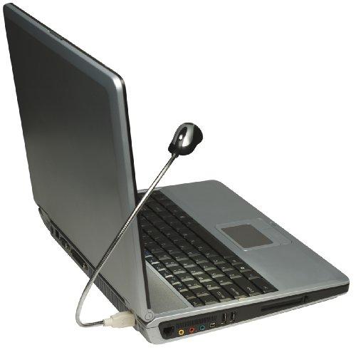 MANHATTAN Lampe USB 2 LED pour ordinateur portable