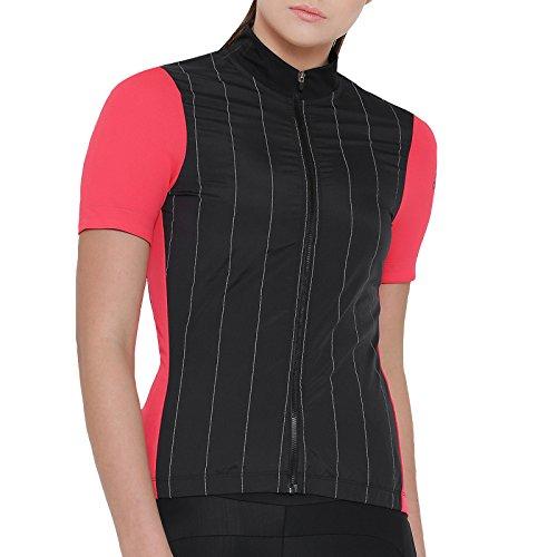 adidas Radtrikot Supernova Reflectivity Jersey Damen Black/Shock red s16 M