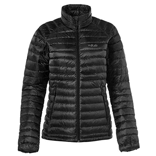 41qX GchUYL. SS500  - Rab Microlight Jacket Women black/seaglass 2019 winter jacket
