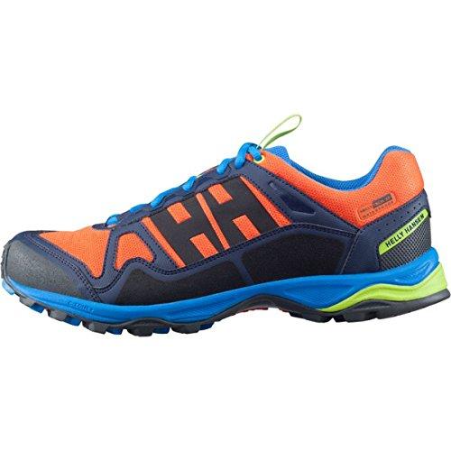 Helly Hansen Herren Pace Trail 2 Ht Outdoor-/Sportschuhe Orange / Blau (Cloudberry / Deep Blue)