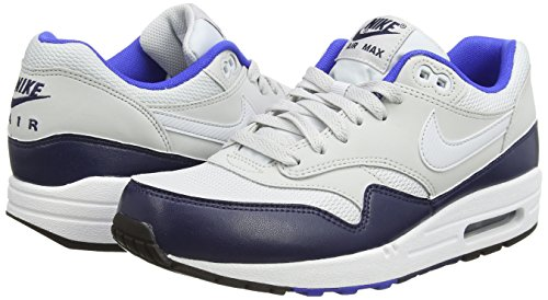 Nike Air Max 1 Essential, Running Entrainement Homme Grau