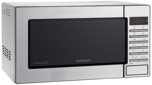 Samsung GE87M-X/XEC - Microondas, 23 l, 1100 W