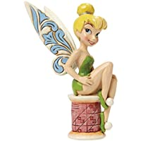Disney Traditions Crafty Tink Tinker Bell Figurine