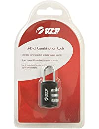 VIP Polyester Black Lock