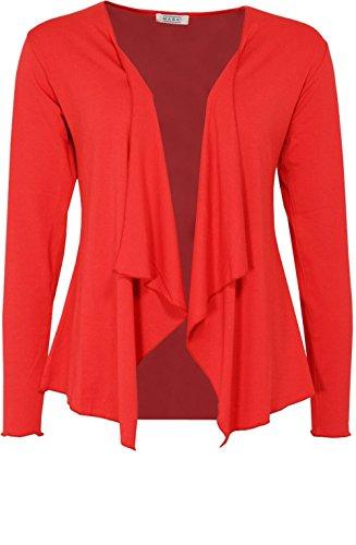 Masai Clothing - Blouson - Femme coquelicot
