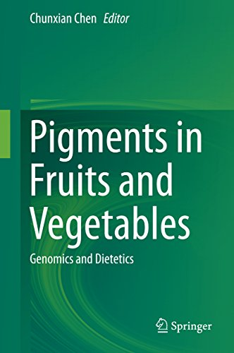 Pigments in Fruits and Vegetables: Genomics and Dietetics (English Edition)