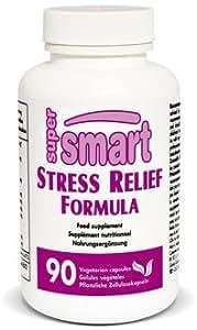 Supersmart - Stress et Sommeil - Stress Relief Formula - Contenance: 175 ml.