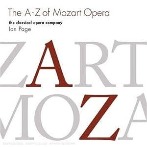 A - Z of Mozart Opera