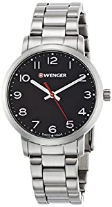 Reloj WENGER para Unisex 01.1621.102 de WENGER