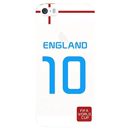 BASEUS Coupe du monde de football Brzail Žtoiles Vtements NumŽros PC Back Case pour Apple iPhone 5 5S n ¡ 3