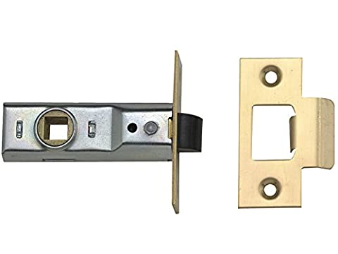 Yale Locks 3PM888CH2 Tubular Mortice Latches 64mm 2.5-inch - Chrome