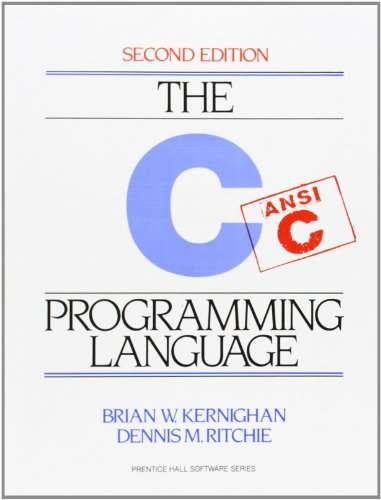 the-c-programming-language-prentice-hall-software