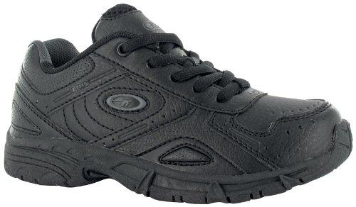 Hi-Tec XT115Juniors respirant multi-sport Chaussure Sneaker Chaussures de sport Noir/charbon