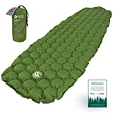 Best Camping Pads - EcoTek Outdoors Hybern8 Ultralight Inflatable Sleeping Pad Review
