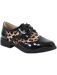 3ec40d140b1 Amazon.fr   Derbies Femme - Derbies   Chaussures femme   Chaussures ...