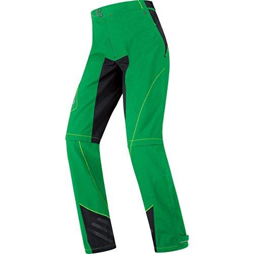 Fusion Radtrikot (Gore Bike Wear Herren Radtrikot Fusion 2.0Windstopper Soft Shell L Negro (Fresh Green/Black))
