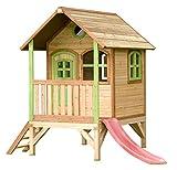 Axi Kinder Spielhaus Tom mit Terrasse - Stelzenhaus