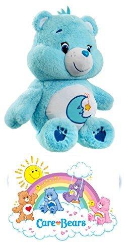 h Soft Toy 27cm-Bedtime Bear (Care Bears Bedtime Bear)