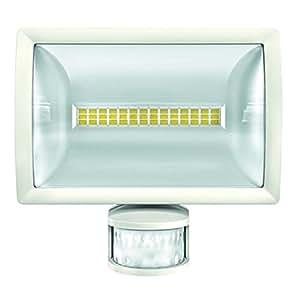 Theben 1020913–Spot LED theLeda E20WH Détecteur 180O Blanc 12m