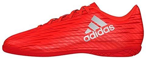 Adidas Jungen X 16.4 in Fußballschuhe, Orange (Solar Red/Silver Metallic/Hi-Res