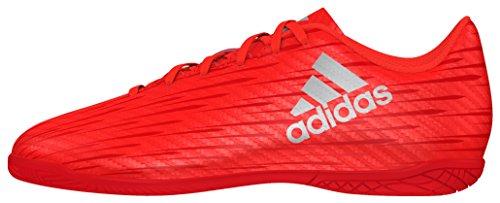 adidas X 16.4 IN, Botas de Fútbol para Niños, Rojo (Rojsol / Plamet / Roalre), 37 1/3 EU