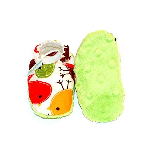 Fiorino , Chaussures souples pour bébé (fille) Cars 6-12 mois Oiseau